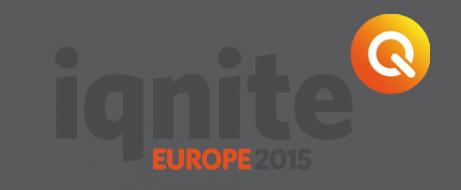 iqnite EUROPE 2015