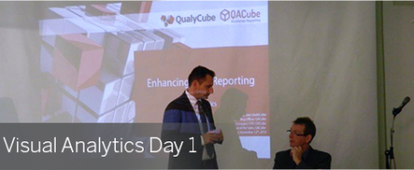 Enhancing Your Reporting with Visual Analytics Day 1