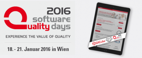Software Quality Days 2016