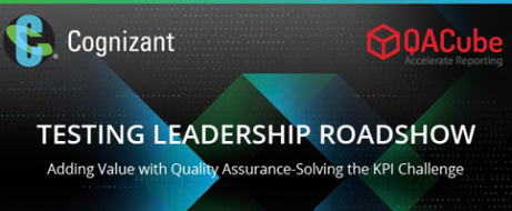 Testing Leadership Roadshow