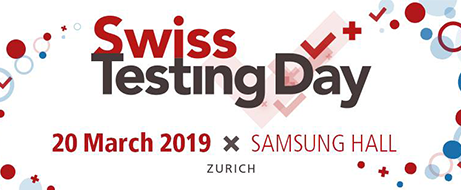 Swiss Testing Day 2019